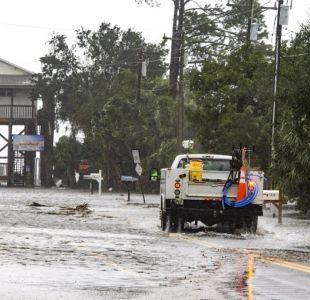 [VIDEO] Estados Unidos: Huracán Michael toca tierra en Florida