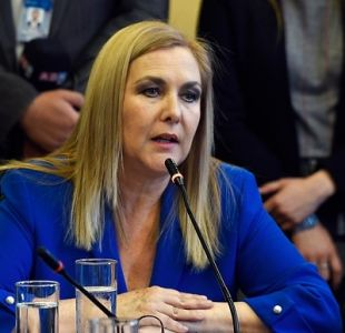 [VIDEO] Pamela Jiles respalda a Cathy Barriga: acusa sanción desproporcionada de Contraloría
