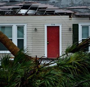 [VIDEO] Al menos un muerto deja el huracán Michael