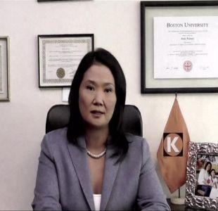 [VIDEO] Keiko Fujimori fue detenida por corrupción