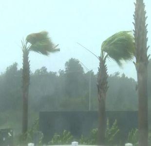 [VIDEO] Poderoso huracán Michael azota Florida