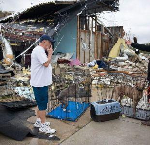 [FOTOS] Las devastadores imágenes de un hogar de animales por el paso del huracán Michael en Florida