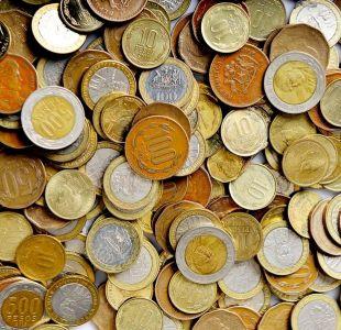 Las monedas antiguas de 100 pesos preparan su despedida