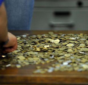 ¿Qué pasará con las monedas de $ 100 antiguas ahora que el Banco Central las declaró no aptas?