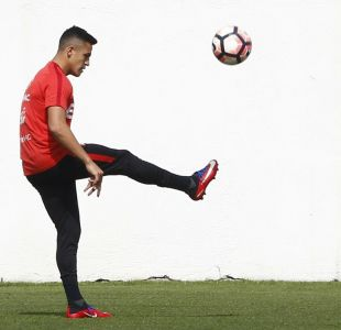¿Por qué Alexis Sánchez entrenó en solitario y a miles kilómetros de sus compañeros de La Roja?
