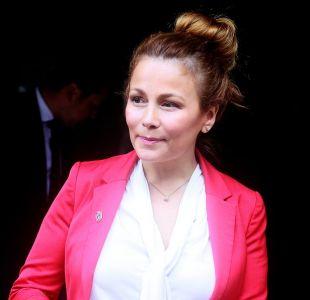 [FOTO] El duro descargo de Cathy Barriga contra el diputado que la denunció a Contraloría