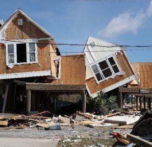 Al menos 6 muertos ha dejado el paso del huracán Michael en Florida