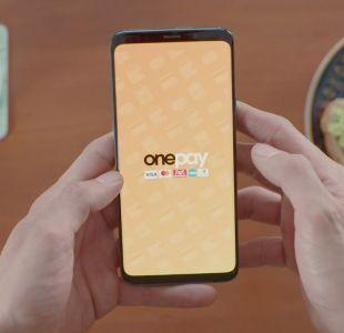 [VIDEO] OnePay: Así funciona la billetera electrónica de Transbank para pagar con el celular