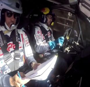 [VIDEO] Chile va por el Rally mundial
