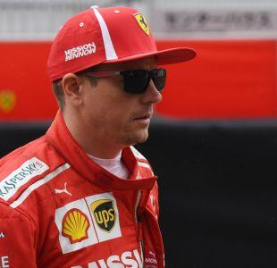 Piloto de Fórmula 1 es multado por chocar su auto particular