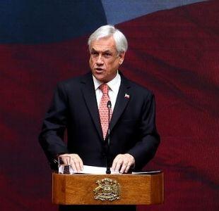[VIDEO] Piñera: pacto de la ONU incentiva migración irregular y restringe nuestra soberanía