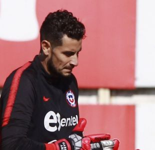 Junior Fernandes provocó la fractura de Gabriel Arias