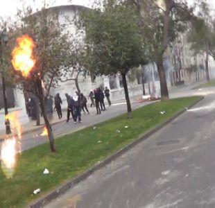 [VIDEO] Violencia en liceos emblemáticos se toma agenda política