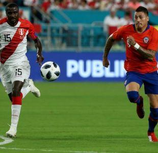[Minuto a Minuto] Chile y Perú están igualando sin goles en Miami