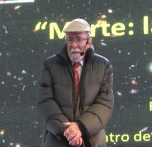 [VIDEO] José Maza: El astrónomo que ya es una estrella