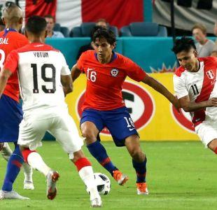 La Roja de Rueda sufre ante un mundialista Perú que se impuso con claridad en Miami