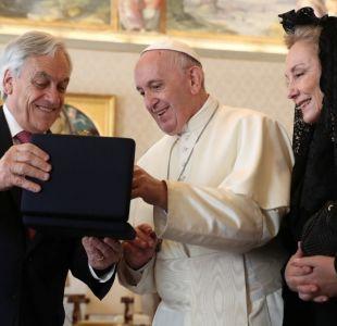 Piñera tras reunión con el Papa: Compartimos la esperanza de que la iglesia renazca