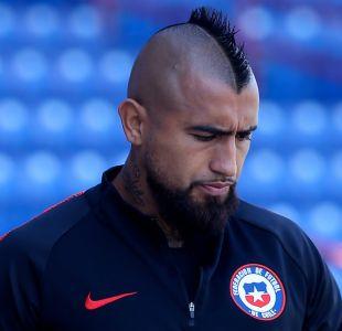 El esperanzador mensaje de Arturo Vidal en Instagram tras la goleada frente a Perú