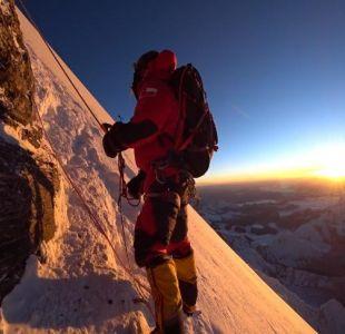 [VIDEO] Hernán Leal: Subió tres de las cumbres más altas del mundo