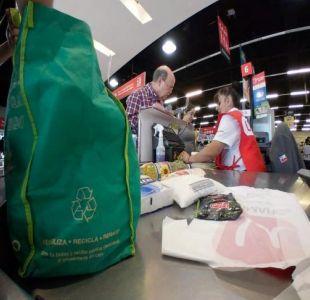 [VIDEO] Polémica por cobro de bolsas reutilizables
