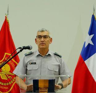 [VIDEO] Ejército destituye a director de la Escuela Militar tras homenaje a Miguel Krassnoff