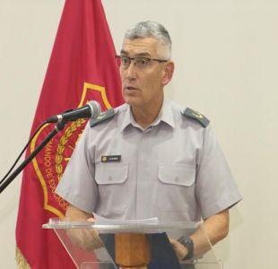 [VIDEO] Dan de baja a director de la Escuela Militar