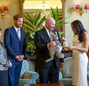 Meghan Markle y Príncipe Harry reciben los primeros regalos para su bebé