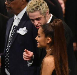 Ariana Grande le devuelve el anillo a Pete Davidson y se queda con preciado integrante de la familia