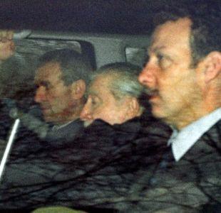"""""""Se encontraba durmiendo"""": Así fue la detención a Pinochet en Londres, según relató"""