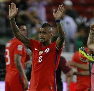 El bombo de Chile en la Copa América 2019