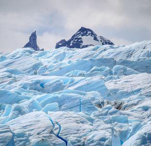 Inventario de glaciares argentinos: Cancillería envió nota por trazado de Campos de Hielo Sur