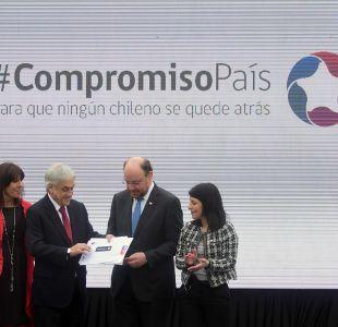 Compromiso país: Moreno explica ejes de iniciativa que busca crear un mapa de la vulnerabilidad