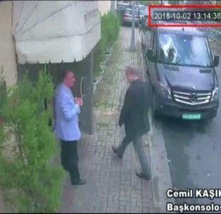 Khashoggi habría sido disuelto en ácido y vertido en tuberías del cónsul saudí en Estambul