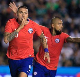 La Roja silenció Querétaro y venció a México para despedir con una victoria la fecha FIFA