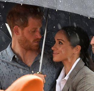 """[VIDEO] El """"milagro"""" que le atribuyen al príncipe Harry y Meghan"""