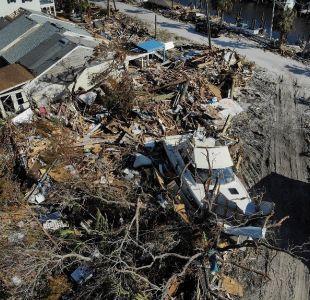 [FOTOS] La destrucción del Huracán Michael vista desde el aire