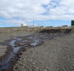 [FOTOS] Tierra del Fuego: Derrame de 720 mil litros de petróleo desata emergencia ambiental