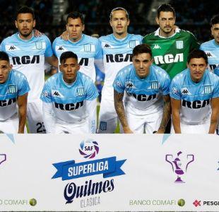 [VIDEO] Eugenio Mena es elegido el mejor defensa del mes de septiembre en Argentina