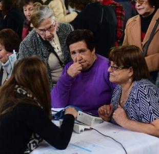 Gobierno enviará a fin de mes proyecto de reforma a las pensiones