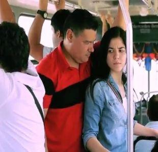 [VIDEO] Chile encabeza acoso en el transporte público
