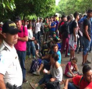 [VIDEO] Escapando de la violencia en Honduras