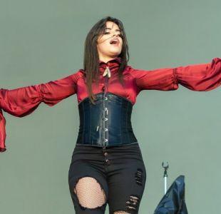 Camila Cabello triunfa con espectáculo familiar en su retorno a Chile
