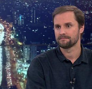 [VIDEO] Diputado Jaime Bellolio asegura que reunión de Van Rysselberghe con Bolsonaro fue un error