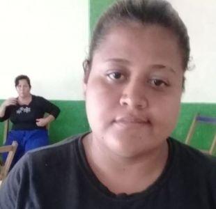 Caravana de migrantes hacia EE.UU.: Vine porque no voy dejar que mi hijo se muera