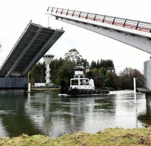 Gobierno resuelve reparar el puente Cau Cau