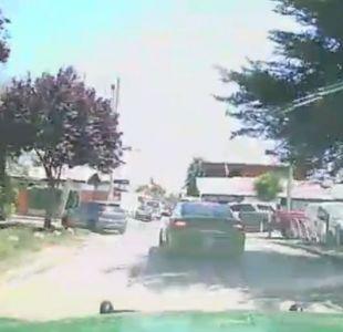 [VIDEO] Menor de 14 años es buscado por homicidio