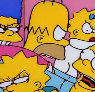 [VIDEO] La nueva predicción de Los Simpson que llamó la atención en redes sociales