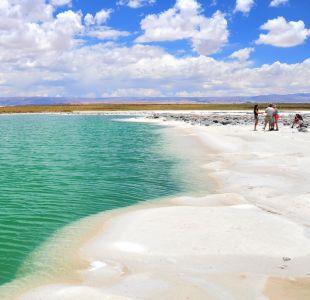 Ordenan al fisco entregar lagunas Cejar y La Piedra a comunidad de Solor en el norte de Chile