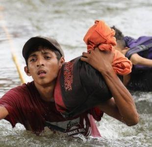 Caravana de migrantes: Llegar a Estados Unidos es una cuestión de vida o muerte