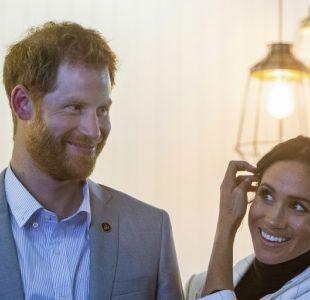 Príncipe Harry habla sobre su futuro hijo en inauguración de juegos Invictus